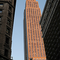 Empire State Building, Manhattan, New York, New York, USA