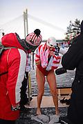 Winter Swimming World Championships 2014 in Rovaniemi, Finland
