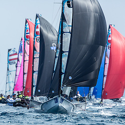 2015 ISAF WORLD CUP HYERES / ISAF ワールドカップ・イエール