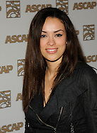 Cindy Gomez at the 2009 ASCAP Pop Awards at the Renaissance Hotel in Hollywood, April 22, 2009...Photo by Chris Walter/Photofeatures.