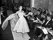 1958 – 17/01 Sybil Connolly Fashion Show at Merrion Sq.