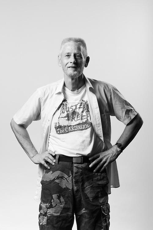 Dan Jefferies<br /> Navy<br /> E-3<br /> Dental Technician<br /> Nov. 1971 - Oct. 1971<br /> Vietnam<br /> <br /> Veterans Portrait Project<br /> Columbus, GA