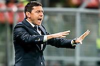 UTRECHT - Utrecht - Roda JC , Voetbal , Eredivisie, Seizoen 2015/2016 , Stadion Galgenwaard , 17-10-2015 ,Road JC coach Darije Kalezic coachend langs de kant
