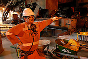 Billy Morgan Electric Furnace Specialist Olympic Dam Copper/Uranium Mine