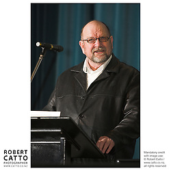 Graeme Tetley at the Out Of The Blue Premiere 06 at the Embassy Theatre, Wellington, New Zealand.<br />