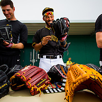 Rawlings Baseball Gloves at Spring Training with Pirates | ESPN the Mag