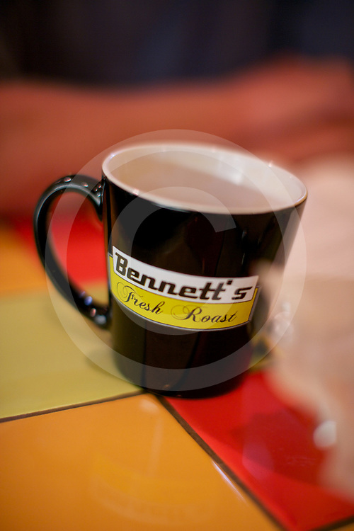 Bennetts Fresh Roast Downtown Fort Myers<br /> Photo By Brian Tietz.