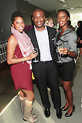 13 September 2010- New York, NY- Waetu Moore, Taa Wongbe and Adreinne Yancy at I-Ella.com launch party where you can edit your wardrobe and shop celebrity closets while supporting social change sponsored by InStyle on September 13, 2010 and held at Alice Truly Hall, Lincoln Center in New York City. Photo Credit: Terrence Jennings