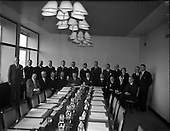 1958 - Television Commission first meeting