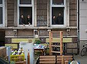 Zwangsräumung in der Woltmanstraße