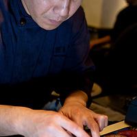 Building Sushi at Sei