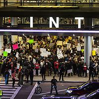 Muslim Travel Ban Demonstration 1/28/2017