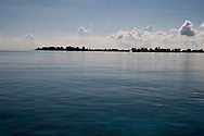 Grand Cayman past Rum Point, Looking from the mooring ball at Andes Wall