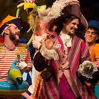 Behind-the-Scenes: The Pirates of Penzance