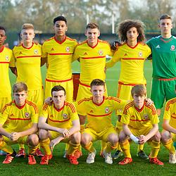151101 Wales U16 v Scotland U16