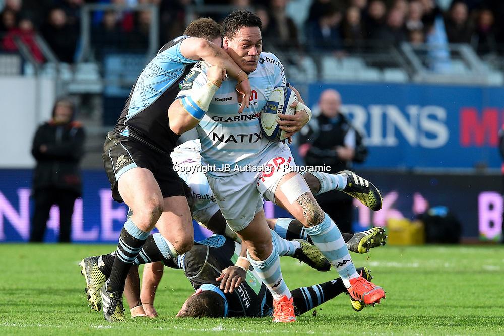 Chris Masoe (RM92) vs Duncan Weir (Glasgow)