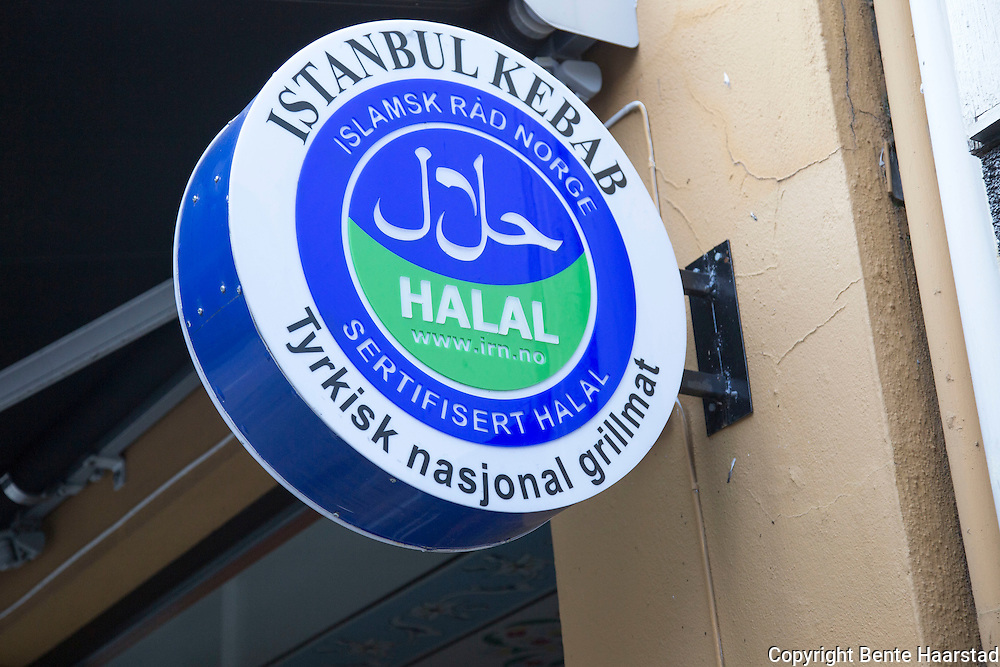 Halal, Oslo.