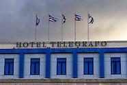 Hotel Telegrafo, Havana Vieja, Cuba.