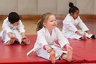 Middletown, New York - Children enjoy activities at Healthy Kids Day at the Middletown's YMCA's Center for Youth Programs on April 25, 2015.