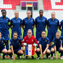130828 Germany U19 v France U19