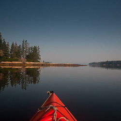 Kayak and Ram Island, Maine, US