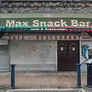 Max Snack Bar. <br />