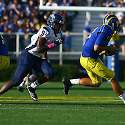 NCAA FOOTBALL  2012 - Oct. 6 - University of Maine defeats Delaware 26 - 3