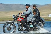 Mongolia, rural life