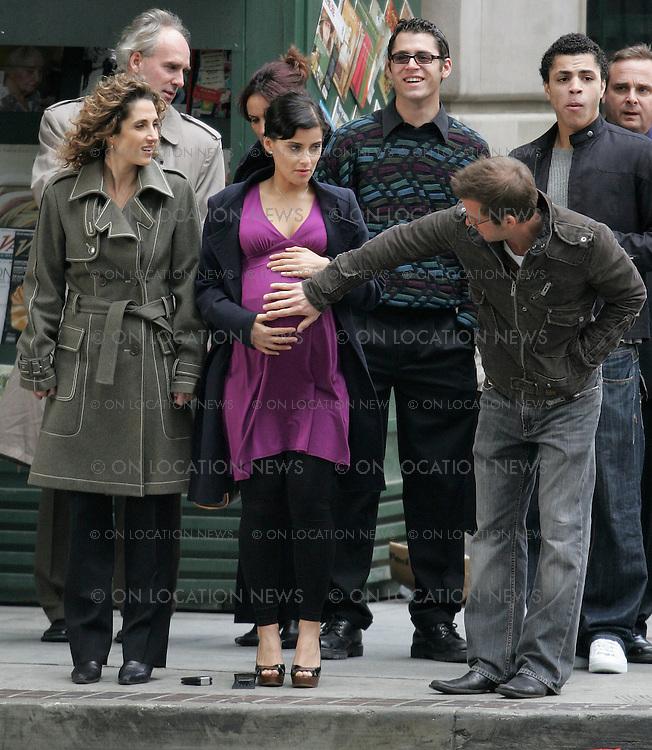 Nelly Furtado, Pregnant, Melina Kanakaredes, Carmine Giovinazzo, CSI NY,