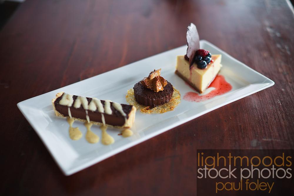 Detail of Dessert at Fine Dining Restaurant Lifestyle  : FOOD DESSERT 0043 from paulfoley.photoshelter.com size 1000 x 667 jpeg 180kB