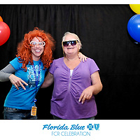 Florida Blue Photo Booth