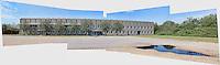 Tidligere Sanist&aring;l &Oslash;rnevej, Esbjerg<br /> Nu lejet af Vestas til supply<br /> Fotograferet f&oslash;r ombygning