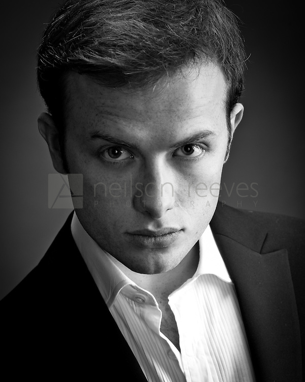 Second set of Actor/Tenor Singer Joey Dexter headshots.