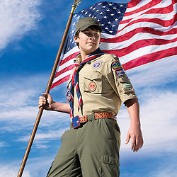 Boy Scouts of America Catalog Cover