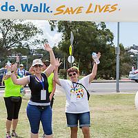 Walk - Finish. Brisbane OneDay 2016