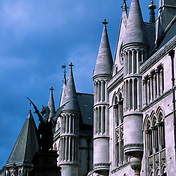 Inns of the Court, London, England