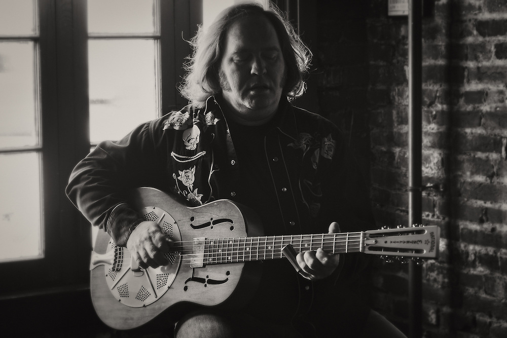 "Screamin' John Hawkins at ""Stevie Rays"" in Louisville, KY."
