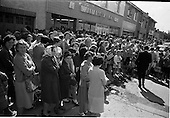 1965 - Opening of new H. Williams and Co. Ltd. Supermarket at Deansgrange, Dublin
