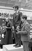 1971 - Aer Lingus Young Scientist Of The Year.