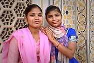 l'timad-ud-Daulah, the 'Little Taj-Mahal', Agra, Agra,Uttar Pradesh, India