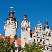 Leipzig in September