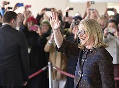 FEB 01 2013 Hillary Clinton