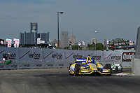 Marco Andretti, The Raceway at Belle Isle Park, Detroit, MI USA 6/1/2014