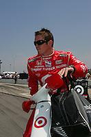 Scott Dixon, Kansas Lottery Indy 300, Kansas Speedway, Kansas City, KS USA 7/2/2006
