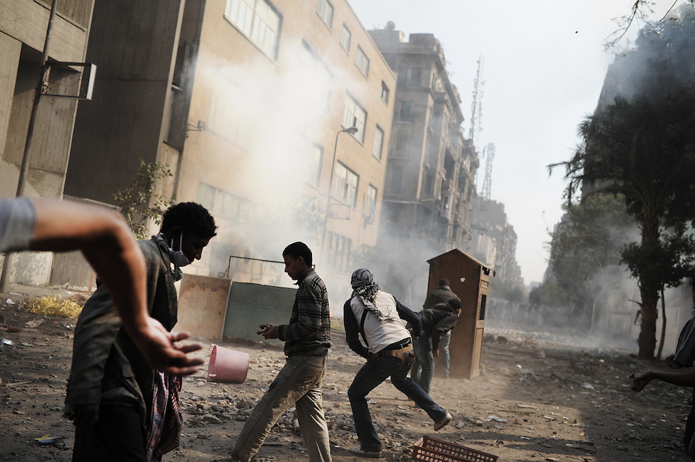 Cairo , Protest.