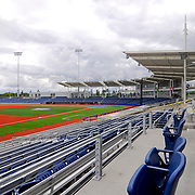 The recently-opened Hillsboro Ballpark was built in a year thanks in large part to a design-build partnership between Hoffman Construction Co. and SRG Partnership Inc.