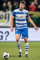 DEN HAAG - ADO Den Haag - PEC Zwolle , Voetbal , Eredivisie , Seizoen 2016/2017 , Kyocera Stadion , 21-01-2017 , PEC Zwolle speler Ted van de Pavert