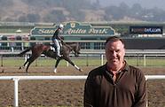 Tom Ludt, Sr. Vice President of Racing and Gaming for Santa Anita.
