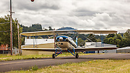 1976 Great Lakes at Wings and Wheels Oregon Aviation Historical Society.