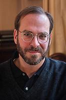 Poet, critic, and editor David Yezzi